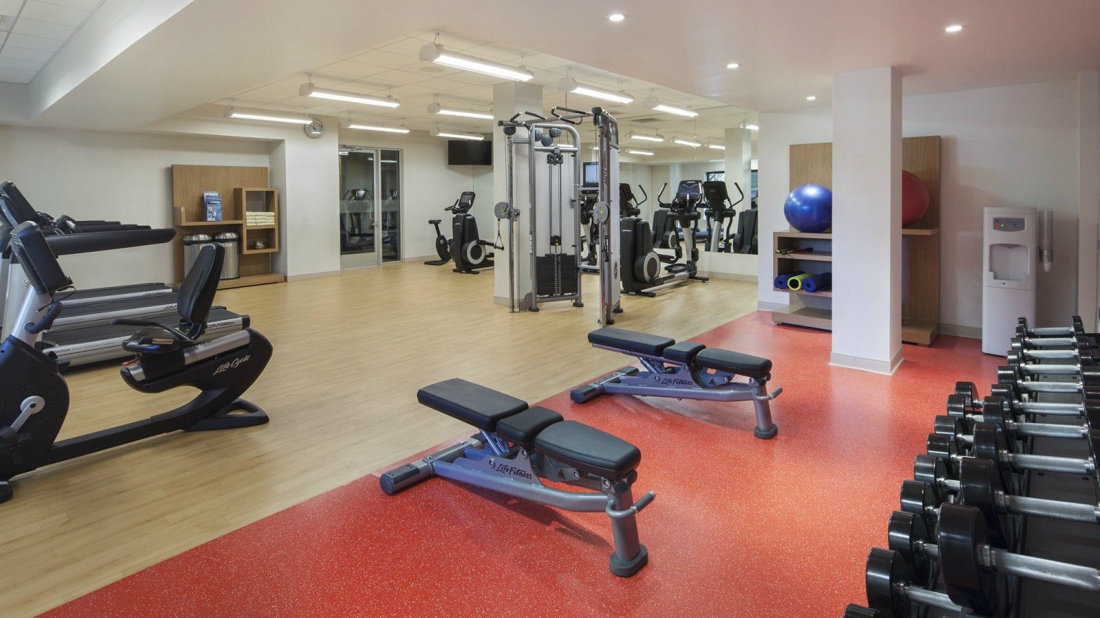 Fitness Center | Sheraton Suites Philadelphia Airport