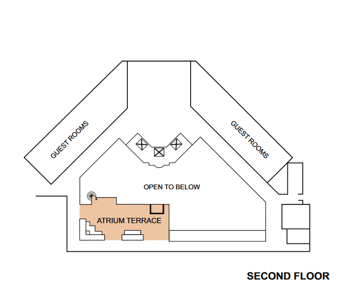 Floor Plan | Sheraton Suties Philadelphia Airport